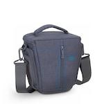 Фото чанта RIVACASE 7501 за SLR апарати, сива