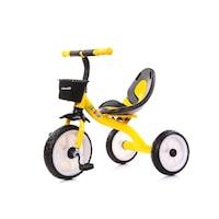 Детска триколка Chipolino Страйк 2021, Жълта