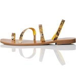 Дамски сандали Find 2439259-38-AZ14495, Змийски принт, 38 EU
