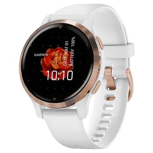 Fotografie Ceas smartwatch Garmin Venu 2S, Rose Gold/White