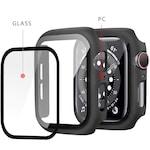 Калъф TECH-PROTECT Defense 360 за Apple Watch 4/5/6/SE, 40mm, Black