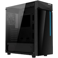 Настолен компютър Gaming Serioux AMD Ryzen™ 5 3600 до 4.20GHz, 16GB DDR4, 1TB SSD, GeForce® GTX 1660 Ti 6GB GDDR6, Microsoft Windows 10 Home