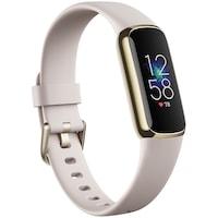 Fitbit Luxe okosóra, aranyszínű/fehér