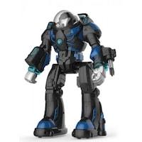 Űrhajós robot hanggal, fekete 410043 Jamara