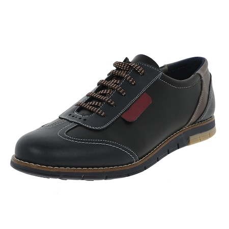 Pantofi sport, ToGo Urban Sneakers Gri AS0067 Marime 39 EU, Piele Naturala
