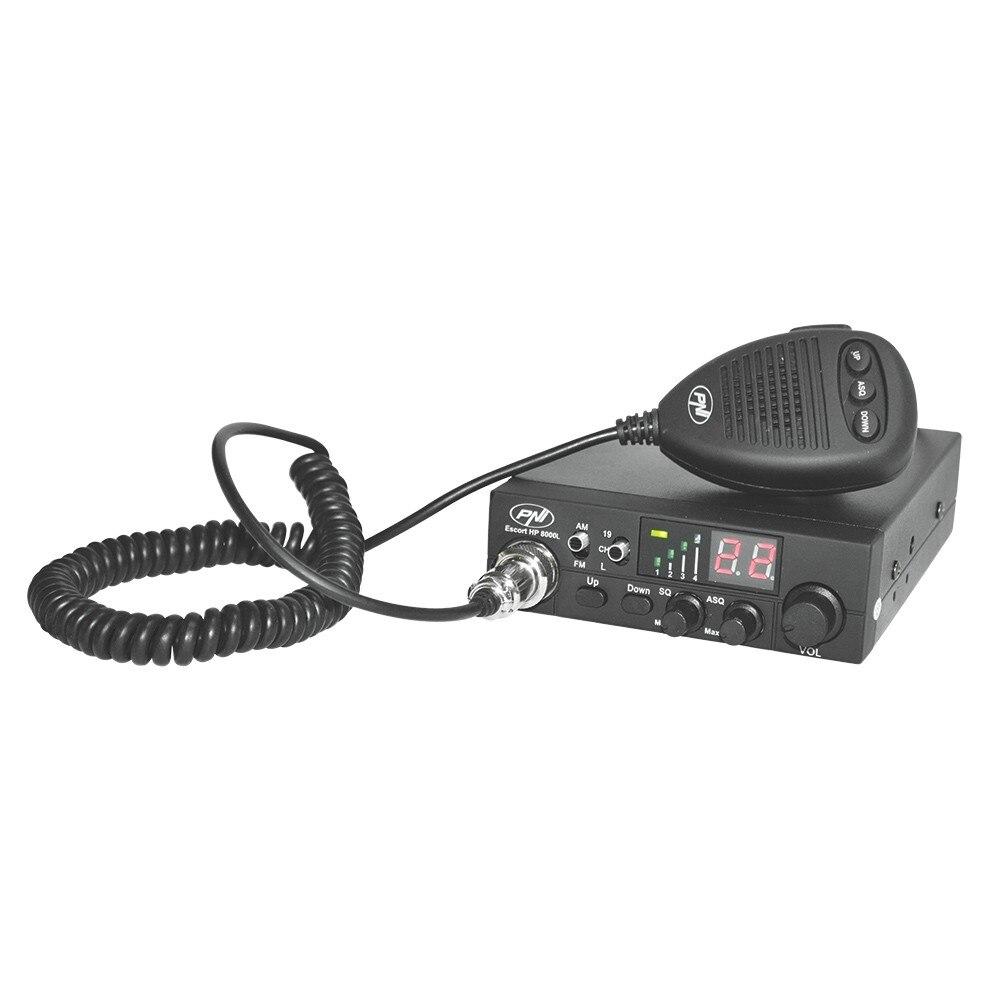 Fotografie Statie radio CB PNI Escort HP 8000L cu ASQ reglabil