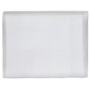 Scutec muselina din bumbac, 90 x 90 cm, Lorelli Classic, White