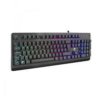 White Shark GK-2102 LEGIONNAIRE-X Mechanikus gaming billentyűzet, red switch, nemzetközi kiosztás