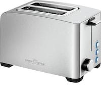 ProfiCook PC-TA 1082 kenyérpirító, 750-850W, 2 szeletes, Inox
