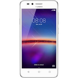 Telefon mobil Huawei Y3II, Dual Sim, 8GB, 4G, White