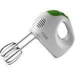 Russell Hobbs 22230-56 Explore kézi mixer, 5 sebességfokozat, Fehér/Zöld