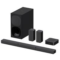 Soundbar SONY HT-S40R, 5.1, 600W, Bluetooth, Dolby Audio, Черен