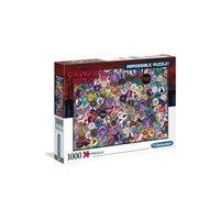 Clementoni 1000 db-os Lehetetlen puzzle - Stranger Things (39528)