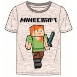 Minecraft gyerek póló, felső 4-5 év/110 cm NET4FKC39267A