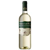 Vin Alb Demidulce CRAMELE RECAS Schwaben Wein, Muscat Ottonel, 13% Alcool, 0.75 l