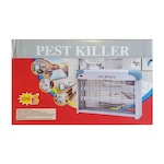 60W Pest Killer Rovarcsapda 2x30w UV Fénycsővel Aluminium