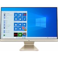 "Настолен компютър All-in-One ASUS M241DAT, AMD Ryzen™ 5 3500U up to 3.70 GHz, 23.8"", Full HD, IPS, 8GB DDR4, 256GB SSD, Radeon™ Vega 8 Graphics, Windows 10 Home, Black"