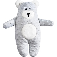 Feel♡Bear plüss maci, szürke, síró érzékelővel ellátott