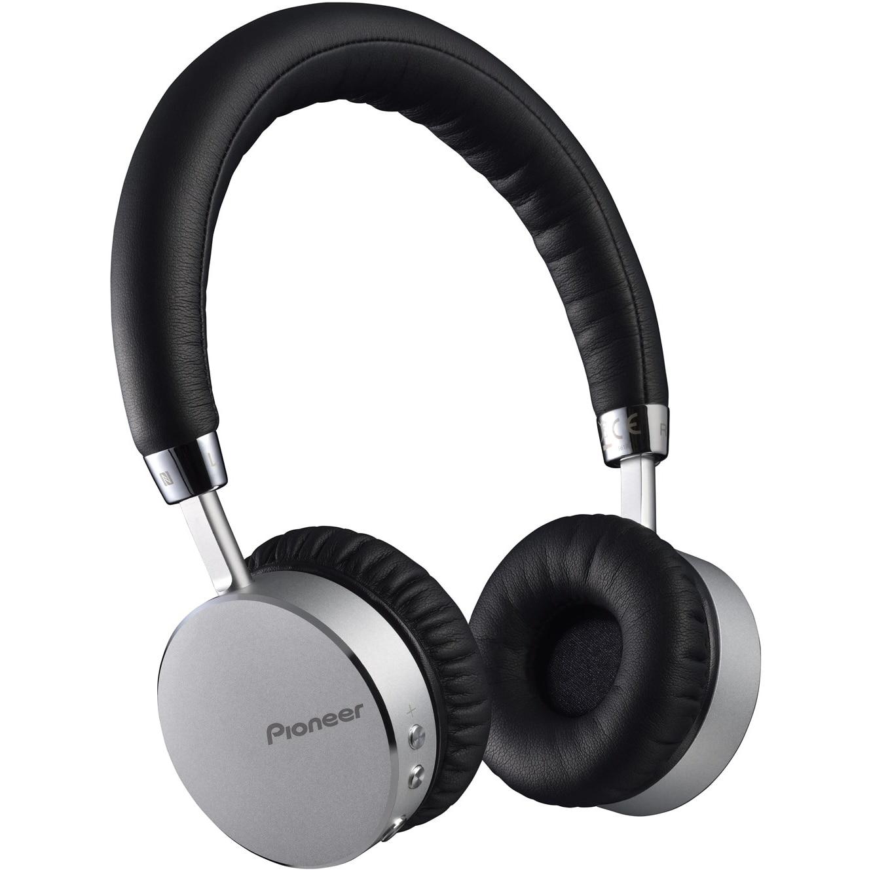 Fotografie Casti audio Bluetooth Pioneer SE-MJ561BT-S, Negru