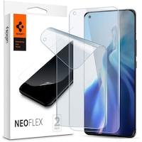 Протектор Spigen Neo Flex 2бр. за Xiaomi Mi 11 / Mi 11 Ultra, Прозрачен