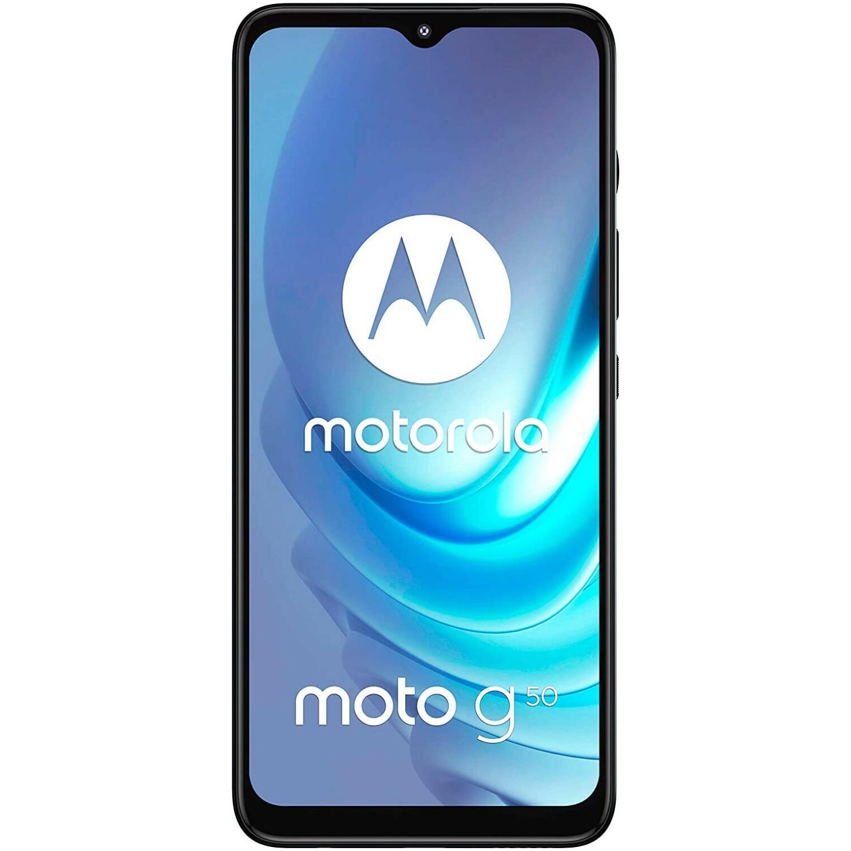 Fotografie Telefon mobil Motorola Moto G50 5G, Daul SIM, 64GB, 4GB RAM, Super Grey