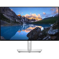 """Монитор LED IPS Dell 23.8"""", Full HD, DisplayPort, Vesa, Сребрист"""