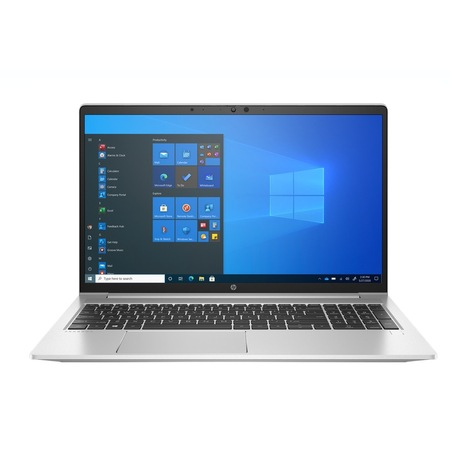 "Лаптоп HP ProBook 650 G8, Core i5-1135G7(2.4Ghz, up to 4.2GHz/8MB/4C), 15.6"" FHD UWVA AG IPS + WebCam, 16GB 3200Mhz 1DIMM, 512GB PCIe NVMe SSD, WiFi 6AX201 + Bluetooth 5, FPR, Smart Card Reader, Backlit Kbd, 3C Long Life Batt, Win 10 Pro 64bit"