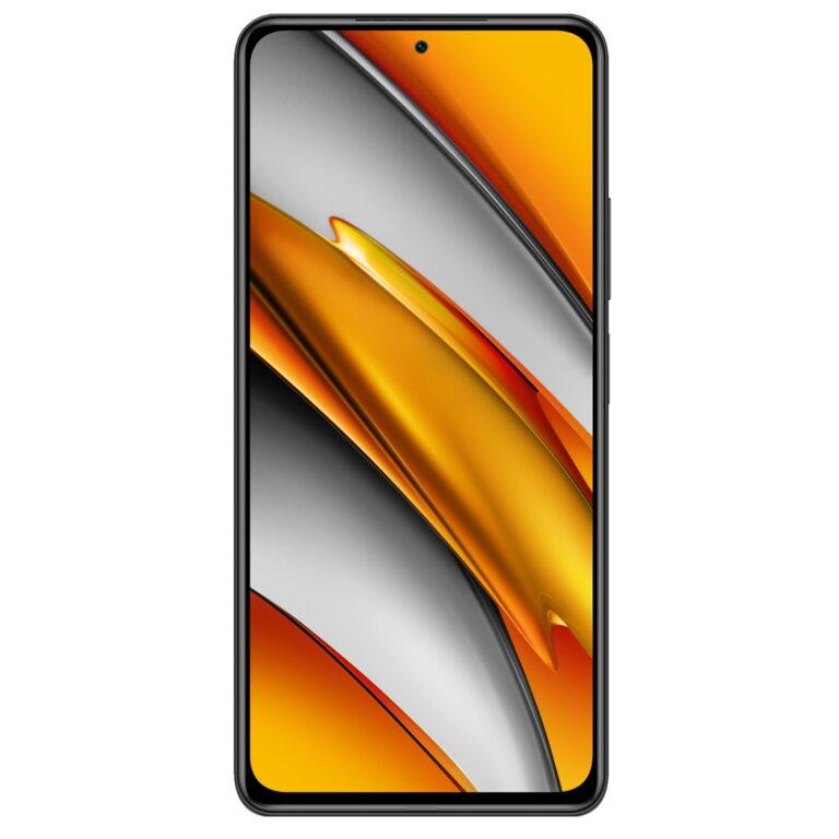 Fotografie Telefon mobil POCO F3, Dual SIM, 256GB, 8GB RAM, 5G, Night Black