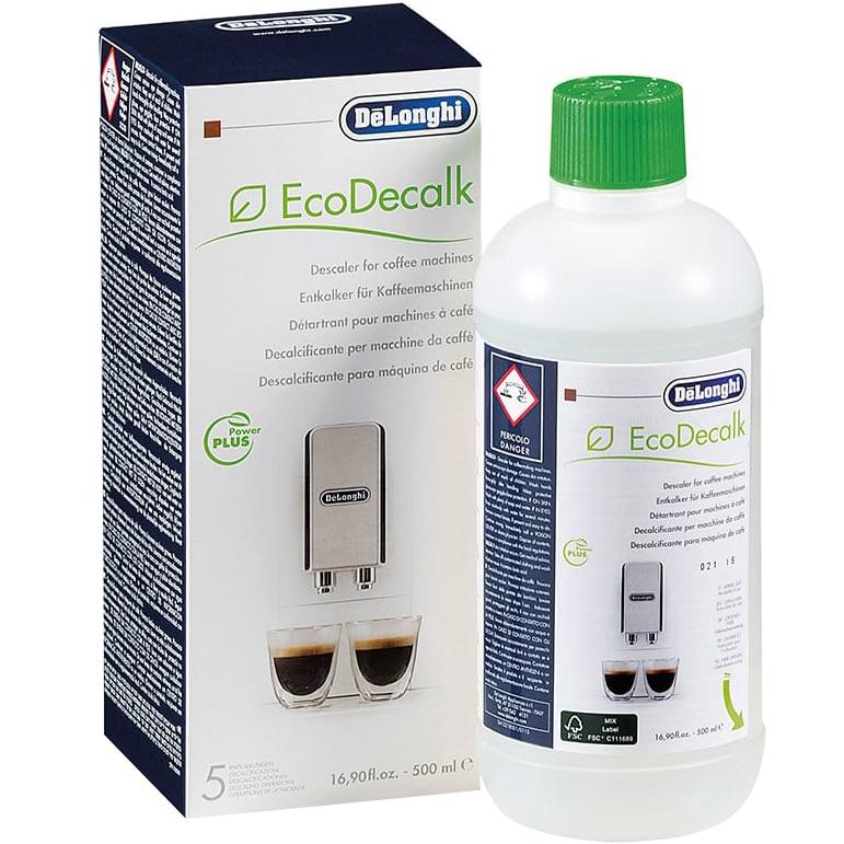 Delonghi EcoDeclalk 2x100ml vízkőoldó folyadék kávéfőzőkhöz