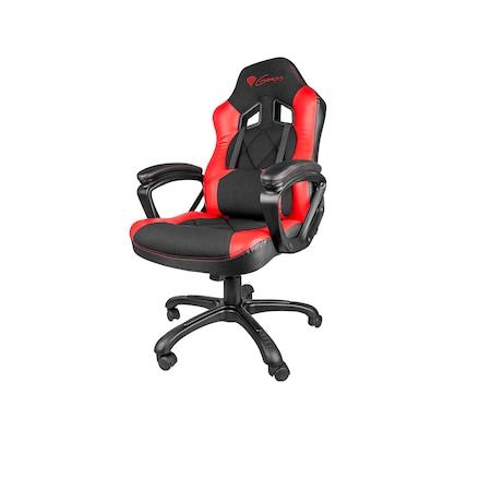Natec Genesis NITRO330 Gamer szék, Fekete/Piros