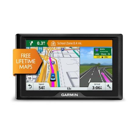 "Sistem de navigatie Garmin Drive 50 LM, diagonala 5.0"", harta Full Europe + Update gratuit al hartilor pe viata"