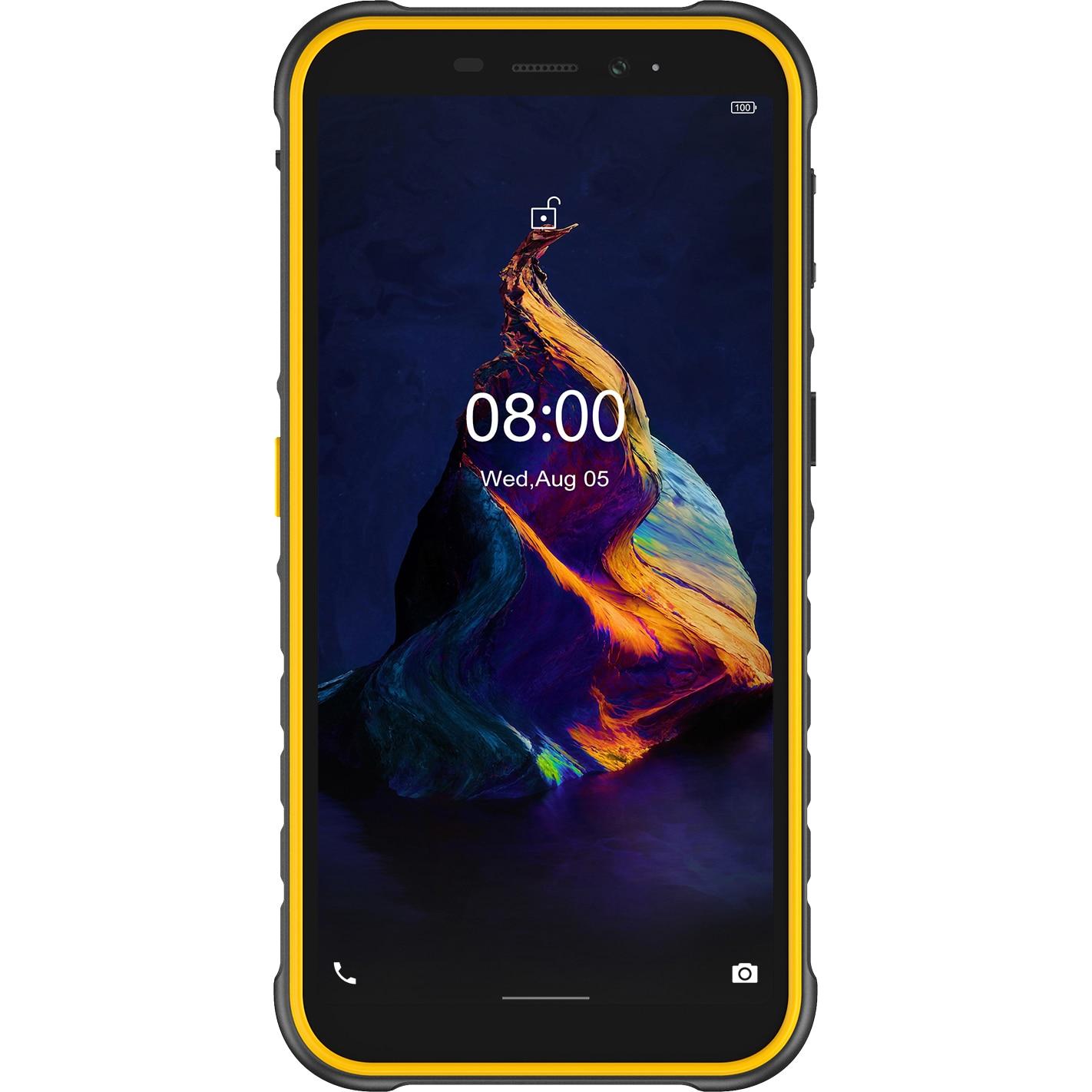 Fotografie Telefon mobil Ulefone Armor X8, 64GB, 4G, Orange