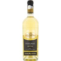 Vin Alb Sec CRAMA CEPTURA Cervus Magnus Monte, Chardonnay, 12.5% Alcool, 0.75 l