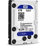 """Твърд диск Western Digital - WD, Blue, 4TB, 3.5"""", SATA3, 5400rpm"""