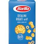 Paste scurte ditalini rigati n47 Barilla, 500g