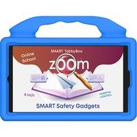Детски таблет SMART TabbyBoo® Zoom, 8inch, Octa Core, 16 GB ROM, 1GB DDR3 RAM, 3G, Dual SIM, Син