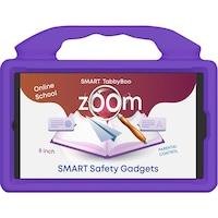 Детски таблет SMART TabbyBoo® Zoom, 8inch, Octa Core, 16 GB ROM, 1GB DDR3 RAM, 3G, Dual SIM, Лилаво