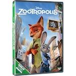ZOOTOPIA / ZOOTROPOLIS [DVD] [2016]