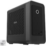 Mini PC Gaming Barebone Zotac Zbox cu procesor Intel® Core™ i7-10700 pana la 4.80GHz, fara RAM, fara stocare, Wi-Fi, NVIDIA® GeForce RTX™ 3070 8GB GDDR6, No OS