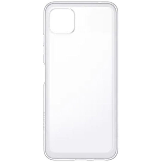 Fotografie Husa de protectie Samsung Soft Clear Cover pentru A22, Transparent