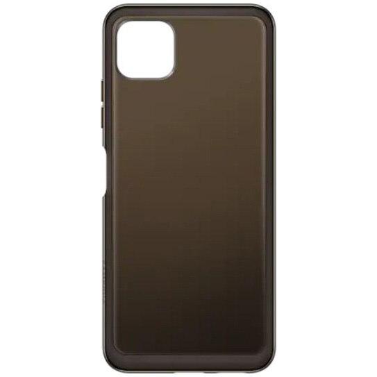 Fotografie Husa de protectie Samsung Soft Clear Cover pentru A22, Black