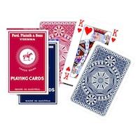 Piatnik Marquis römi kártya, 1*55 lapos