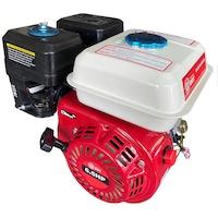 DDT professzionális benzinmotor 6,5 LE kettős tárcsával