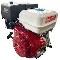 DDT professzionális benzinmotor 13 LE kettős tárcsával