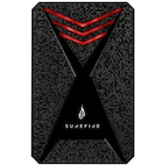 SUREFIRE Gamer SSD 53683 Bunker Gaming SSD USB 3.2 Gen 1, 512 GB, Fekete