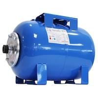 Разширителен съд за хидрофор Fornello, 24 литра, Хоризонтален, Син, Максимално налягане 10 бара, Мембрана EPDM