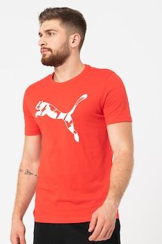Puma, Ka kerek nyakú logómintás póló, élénkpiros