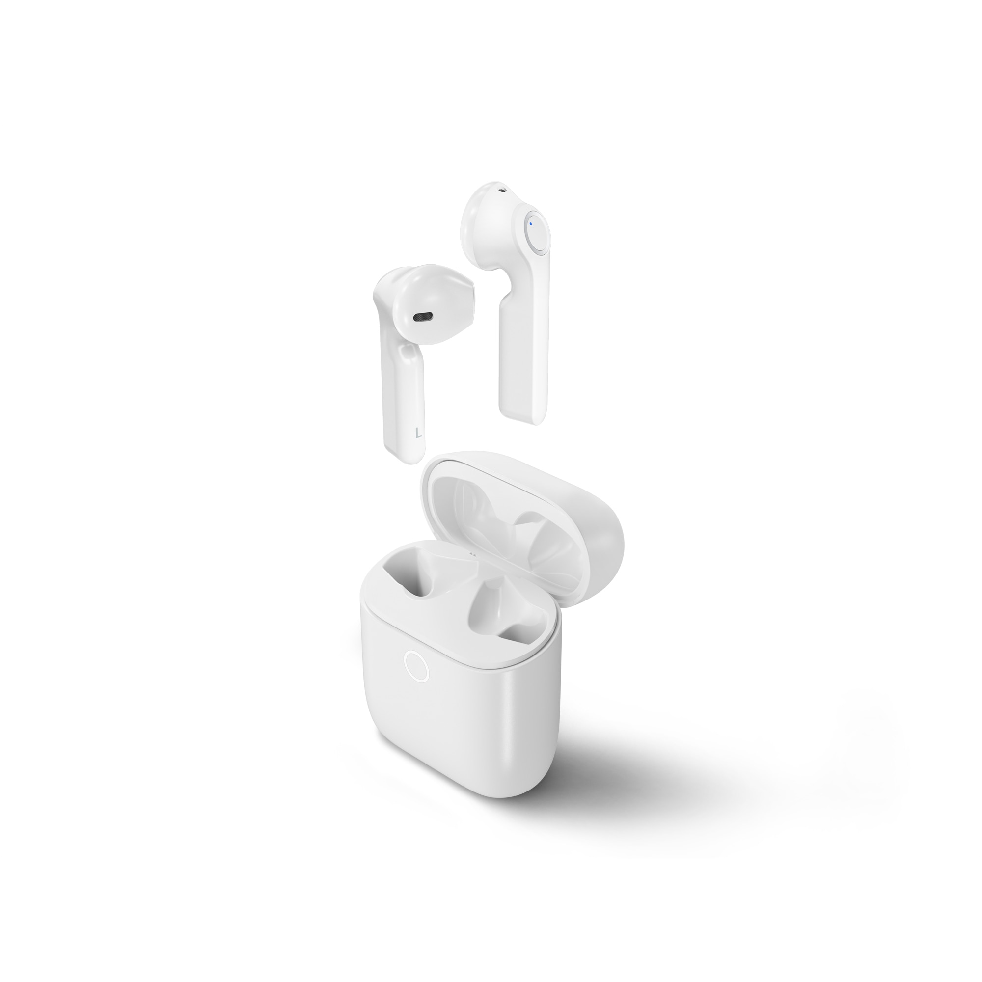 Fotografie Casti In-Ear Panasonic RZ-B100WDE-K , True Wireless, extra Bass, Alb