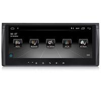 Мултимедия Hesperus за BMW E39 Е53, Двоен дин с GPS, Android 10, black