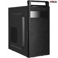 Настолен компютър Serioux Powered by ASUS, AMD Athlon™ 3000G 3.50GHz, 8GB DDR4, 240GB SSD, Radeon™ Vega 3, No OS
